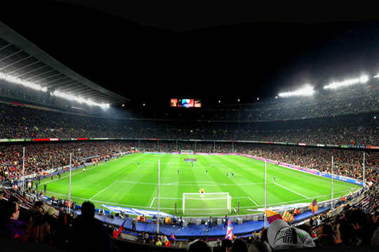 nou camp barselona