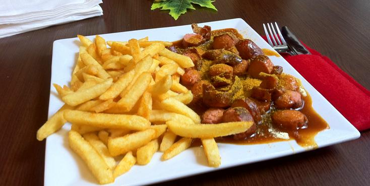 Berlin Currywurst